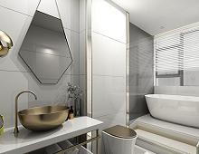 卫浴设计,要高端更要有个性