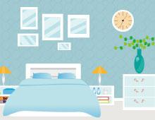 卧室装修设计,打造个性化专属空间!