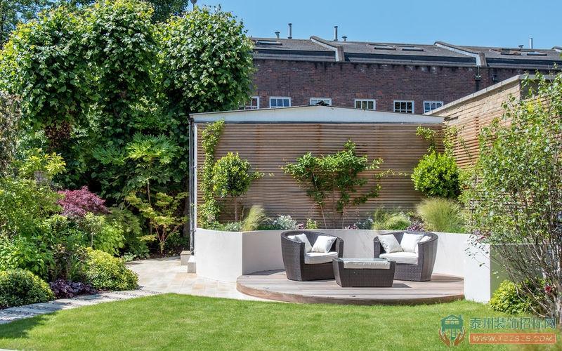 庭院艺术景墙的设计技巧