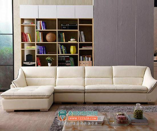 现代简约风格小户型客厅样板间【组图】