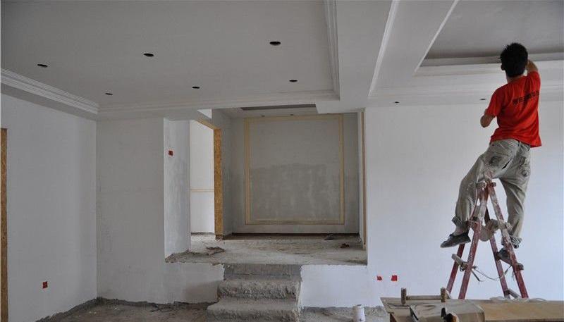 旧房改造装修对比图!
