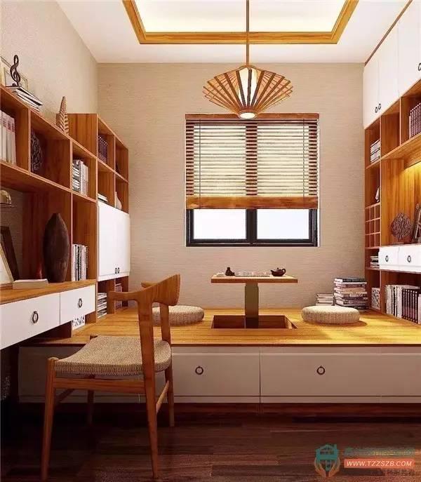 【导读】榻榻米是一种洁净又舒适的装修方式, 它装修样式丰富, 是提供日常娱乐休闲和休憩空间的好去处。 在现代家居装修中,榻榻米越来越走俏, 受到很多人的欢迎, 榻榻米巧妙地搭配设计, 让一个单调的空间既可以做卧室用, 也可以 ...