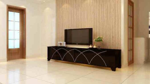晒晒老公的背景墙设计理念,谁看谁夸,我家电视背景墙美翻了!