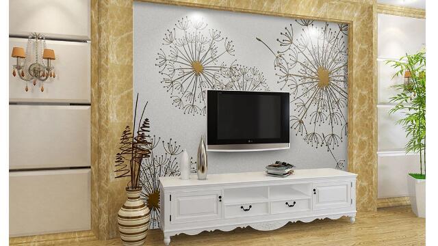 电视背景墙的装修方式有这么多,后悔没早看到,真是可惜!