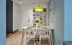【案例】泰州现代简约两居室装修案例效果图