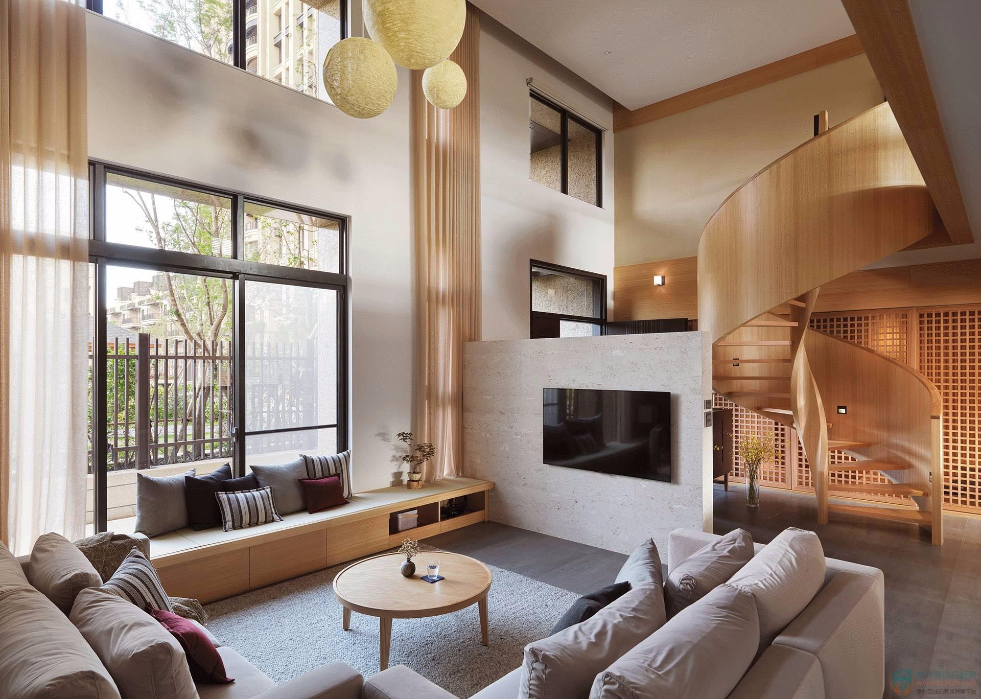 静谧淡雅 日式别墅